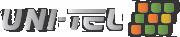 UNI-TEL White Logo