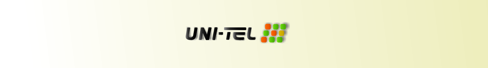 UNI-TEL Website Banner